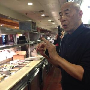 Behind-the-scenes of a P.F. Chang's kitchen with Philip Chiang himself!