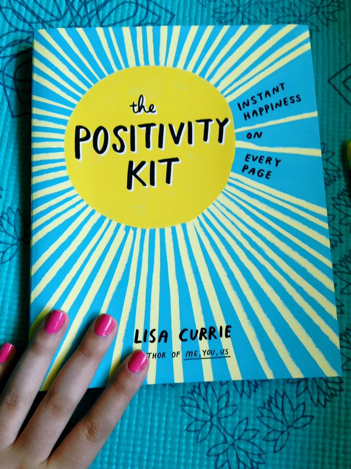 the positivity kit instant happiness on every page