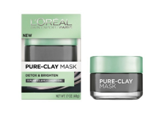 loreal-pure-clay-face-mask