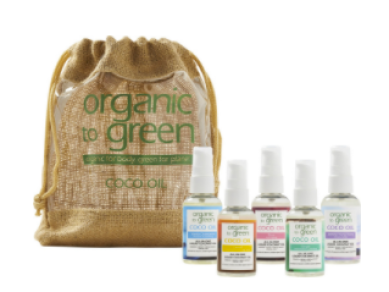 organic-to-green-organic-coconut-oil-beauty